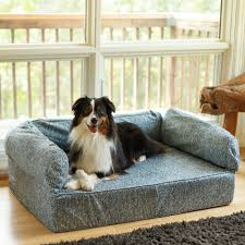 luxury dog sofa with memory foam show dog collection