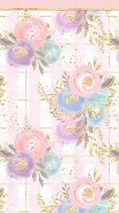 Vintage flowers wallpaper, Flower ...