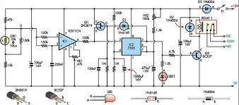 sensor circuit diagram the wiring diagram super light sensor circuit diagram circuit diagram