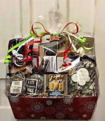 sweet salty gift basket