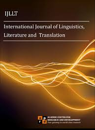 They study the effect of social factors such as (social distance, social status, age, gender, class) on language varieties. International Journal Of Linguistics Literature And Translation Ijllt Vol 2 No 6 November Pdf Free Download