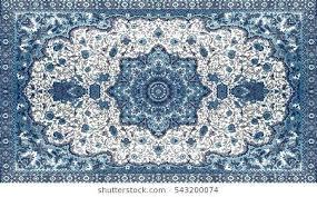 blue persian rug main image of australia