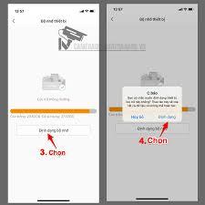 Sửa camera wifi imou không nhận thẻ nhớ micro SD - Camera Đà Nẵng