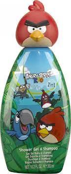 Angry Birds Red Bird Rio 2in1 Babypartygel und Shampoo 300 ml - VMD  parfumerie - drogerie