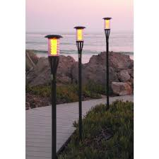 lighting tiki torches. Weed Torches - Solar Tiki Torch Light With Flickering Amber LED 8Pack \u003e\u003e\u003e Read Lighting