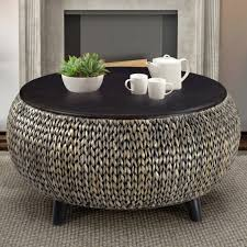round coffee tables world menagerie dimitri round coffee table intended for wayfair round coffee table