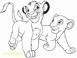 lion coloring pages with lion king coloring pages old simba lion king simba coloring