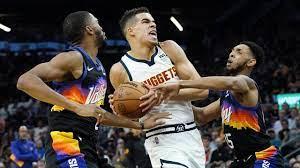 Phoenix Suns have uncharacteristic defensive performance vs. Nuggets