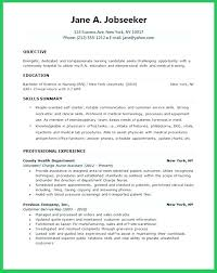 Resume Templates For Nursing Students Interesting Nursing Student Resume Template Word Mysticskingdom