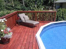 Wooden Pool Decks 21 Attractive Wooden Deck Design Of Swimming Pool Aida Homes