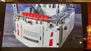 Image result for lego technic liebherr 9800 42100