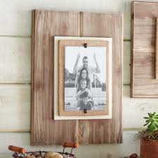 distressed wood picture frames 5 7 picture frames lovely features distressed wood frame with