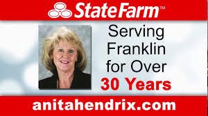 state farm auto insurance state farm anita hendrix franklin tn you