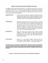 Resume Fresh Medical Assistant Resume Template Free Medical