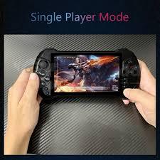 X15 Chơi Game Cầm Tay Android 7.0 Quad Core 16GB Chơi Game Người Chơi Đầu  Ra TV Đa Phương Tiện Video Máy Chơi Game|Handheld Game Players