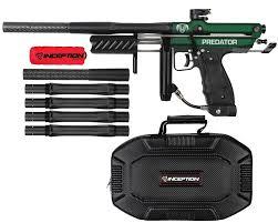 Cool Paintball Gun Designs Inception Designs Paintball Gun Retro Predator Mini Pump
