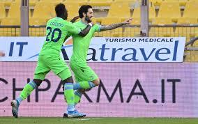 Parma Lazio 0-2: gol e highlights della partita di Serie A