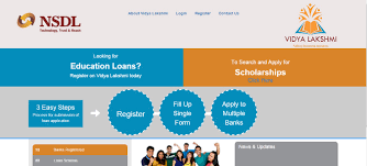 Education Loan Application Process | Vidya Poshak