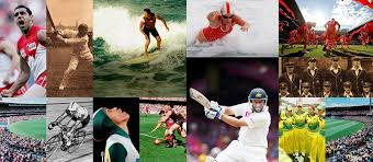 Watch the best live coverage of your favourite sports: Australia Great Sporting Land Google Arts Culture