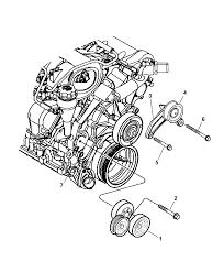Mopar pulley power steering pump 53013861aa dodge 360 engine pulley diagram at nhrt