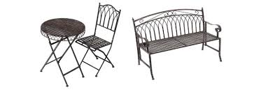 white metal outdoor furniture. Versailles Metal Garden Furniture Range White Outdoor A