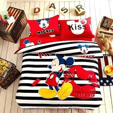 mickey bed sheets twin mickey mouse bedding set interior best good view mickey mouse bedroom set mickey bed sheets