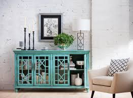 Living Room Media Furniture Add Color In A Stark Space With Our Grenoble Media Cabinet