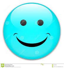 happy smile on badge