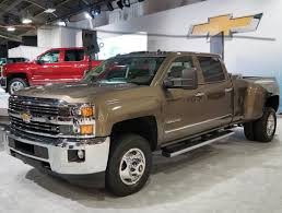 2015 Chevy Silverado HD Makes First Appearance