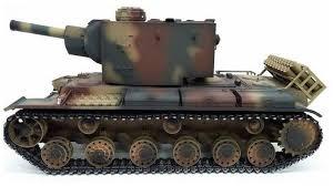 Купить <b>радиоуправляемый танк Torro</b> Russia КВ-2 1:16 ...