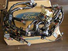ford truck wiring harness nos oem ford 1990 ranger pickup bronco ii 2 under dash wiring harness truck