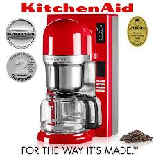 kitchenaid pour over coffee brewer empire red cookfunky rh culinaris eu kitchenaid personal coffee machine empire red