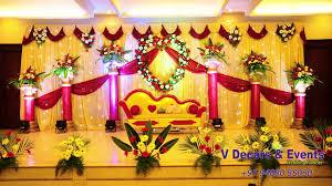 reception decoration in pondicherry