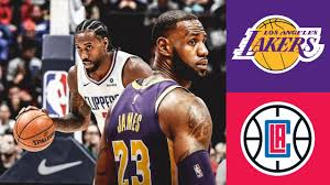 Los Angeles Lakers Los Angeles Clippers NBA2K20 Full Game Highlights