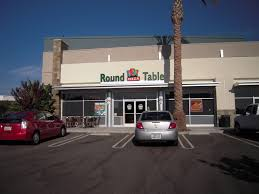 round table pizza the foothill ranch location