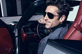 Rodenstock names Patrick Dempsey as the new face of Porsche Design - The  Moodie Davitt Report - The Moodie Davitt Report