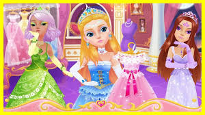 lfgpr kids makeup games barbie princess dancing party dress up game play for s