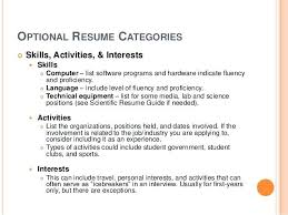 Interests On Resume Wonderful 7524 Interests On Resume Skill And Interest In Resumes Interests Resume