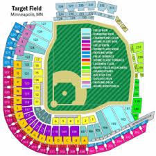Target Field Baseball Stadiums
