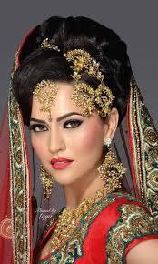 bridal beauty indian bride laya