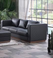 nappa santa glory gray sofa bed by