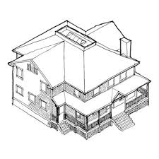 architectural house drawing. 353x353 Interesting 25+ Simple Architecture Design Drawing Architectural House