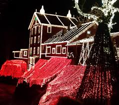 Clifton Mill Christmas Lights Clifton Mill Holiday Light Display Going Strong After Three