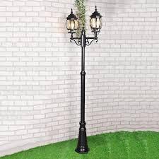 <b>Уличный фонарь Elektrostandard</b> NLG99HL004 черный купить в ...