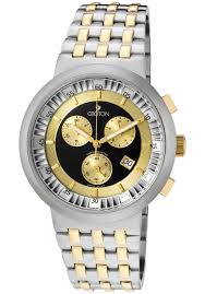 watches men s stainless steel chronograph cc311159ttyl croton watches men s stainless steel chronograph cc311159ttyl