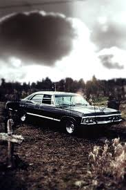 Image - Supernatural 67 chevy impala iphone wallpaper by xerix93 ...