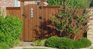 Fine Wood Fence Gate Plans How Throughout Design Decorating