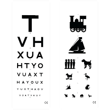 Kindergarten Eye Chart Printable Www Bedowntowndaytona Com