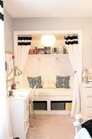 closet ideas for teenage girls.  For Teen Girlu0027s Room U0026 Closet Reading Nook Updated  Less Than Perfect Lifeu2026 And Ideas For Teenage Girls