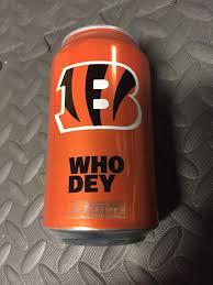 Bud Light Nfl 36 Pack 2017 2017 Bud Light Nfl Cincinnati Bangles Football Kickoff Limited Edition Can